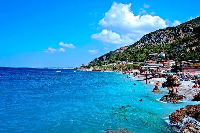 Plaża we Vlorze
