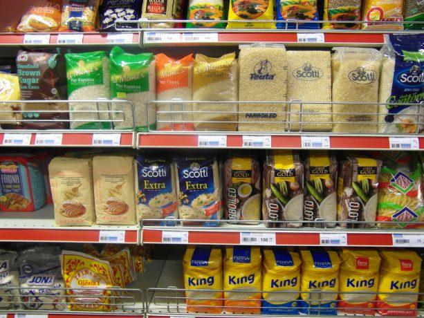 Ceny produktów spożywczych w Durres