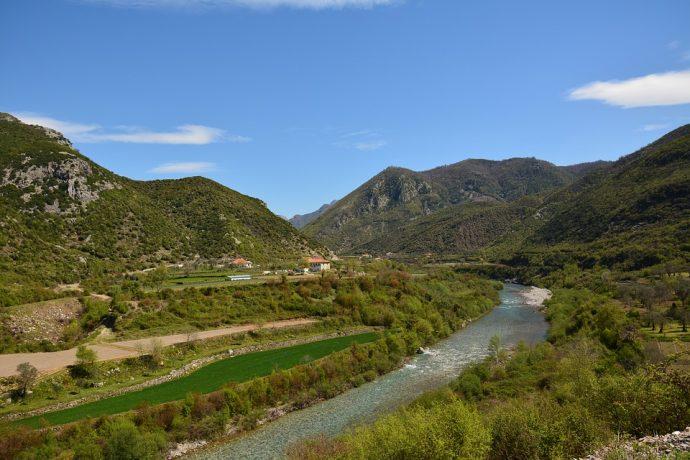 Wiosna w Albanii