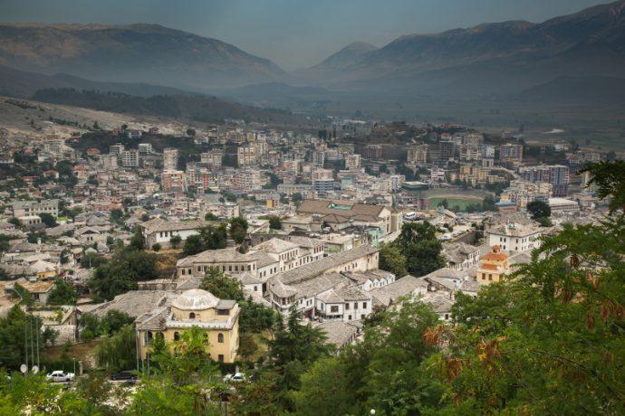 Gjirokastra miasto