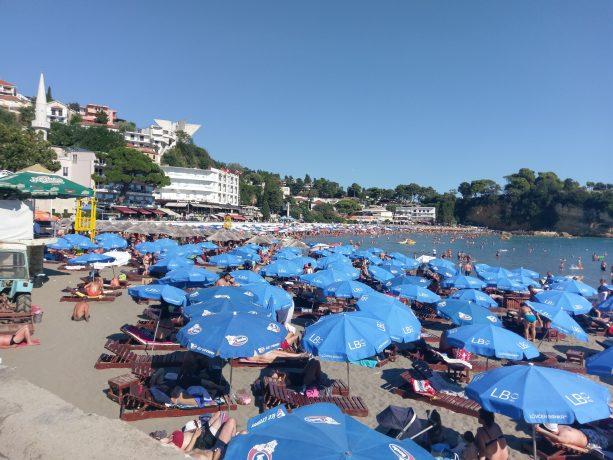 Mała Plaża - Ulcinj