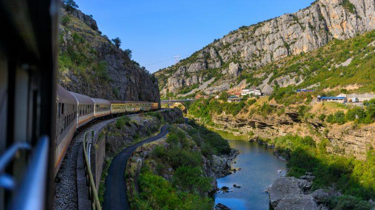 Pociąg do Czarnogóry